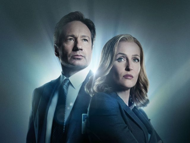 Mulder & Scully Are Back In 'X-Files' Trailer