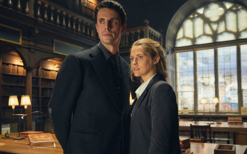 First Look At 'A Discovery of Witches' Adaption