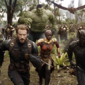 First Trailer For 'Avengers: Infinity War'