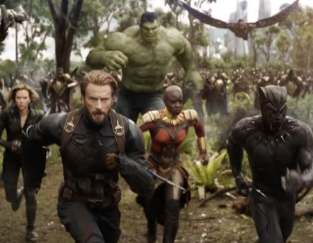 First Trailer For 'Avengers: Infinity War'