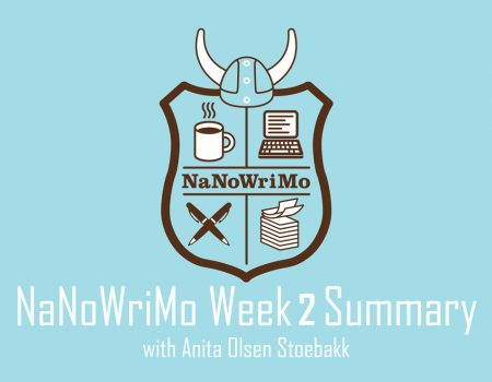 NaNoWriMo 2017: Week 2