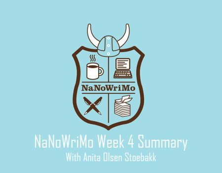 NaNoWriMo 2017: Week 4