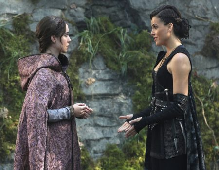 Once Upon A Time Recap: 7.06 'Wake Up Call'