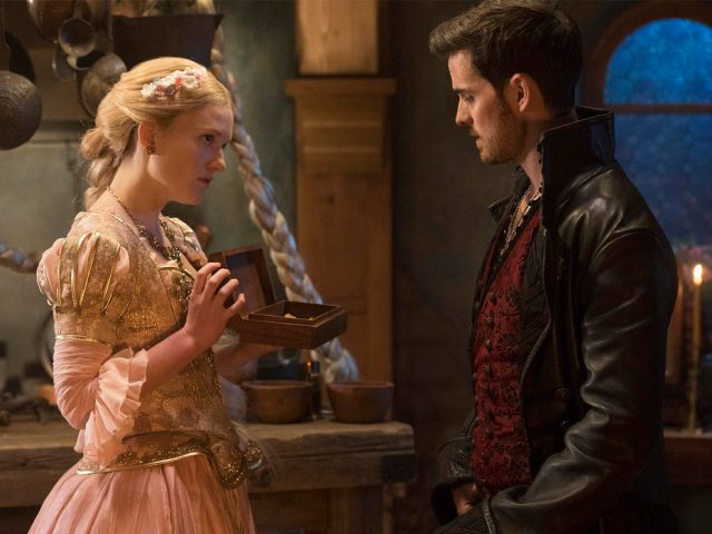 OUAT Recap: 7.07 + 7.08 'Eloise Gardner/Pretty In Blue'