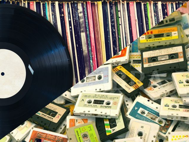 The Comeback of Records and Cassettes
