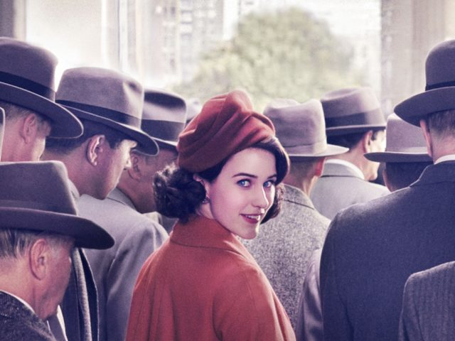 New To TV: The Marvelous Mrs Maisel