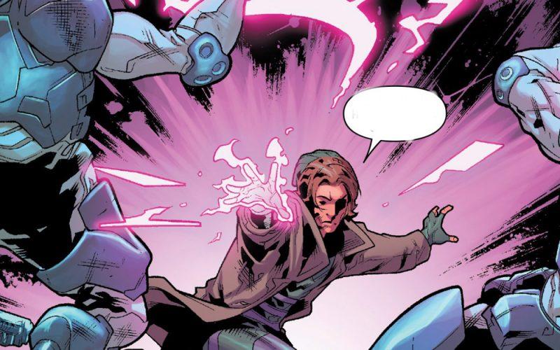 Marvel's X-Men Gold: Techno Superior