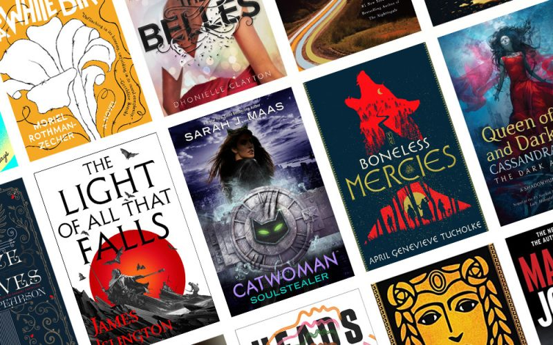Books To Look Forward To In 2018