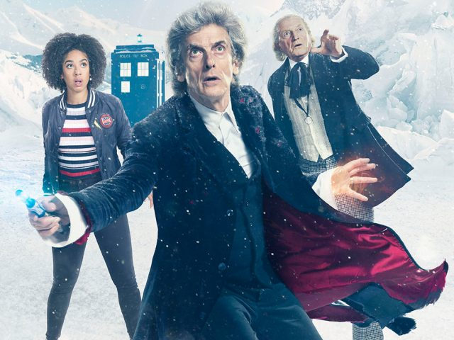Doctor Who Christmas Special: 'Twice Upon a Time'