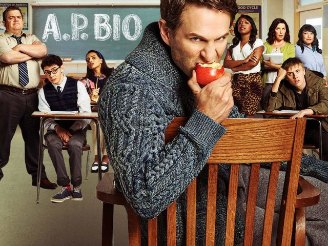 New To TV: A.P Bio