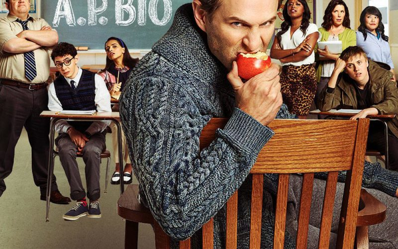 It's not always sunny on NBC's new comedy — AP Bio' review