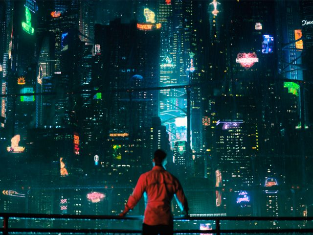 New To Netflix: Altered Carbon