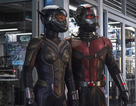 First 'Ant-Man and The Wasp' Trailer Packed With Action