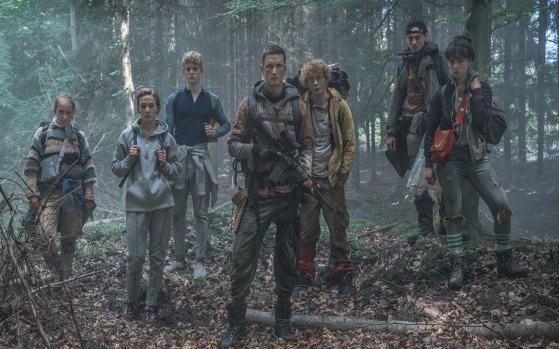 First look at Netflix's new post-apocalyptic Danish drama The Rain