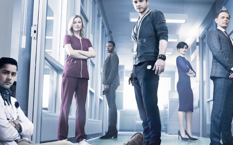 New To TV: The Resident