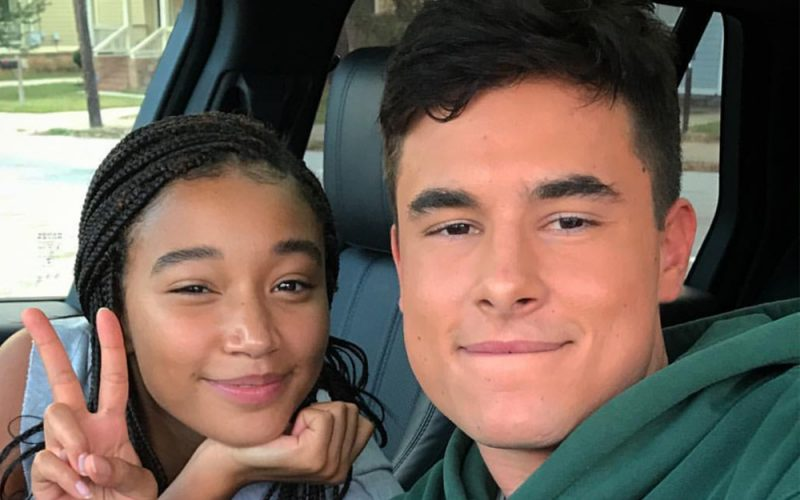 Kian Lawley Fired From 'The Hate U Give' Movie