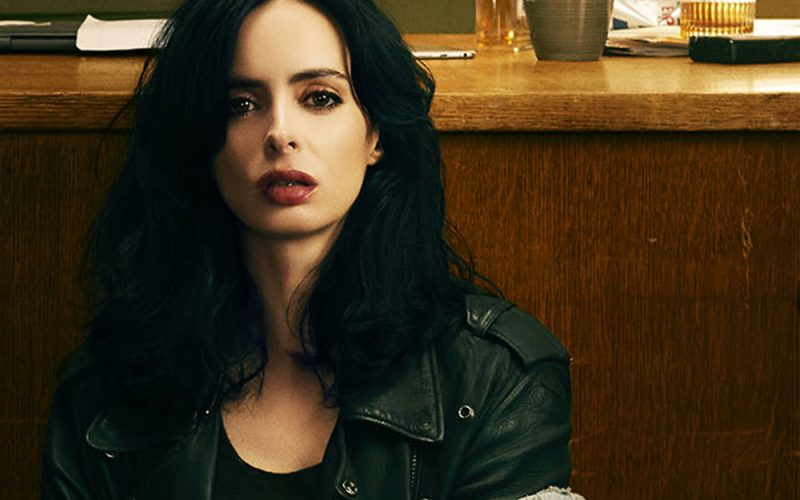 @Netflix Launches Trailer for Marvel's JESSICA JONES