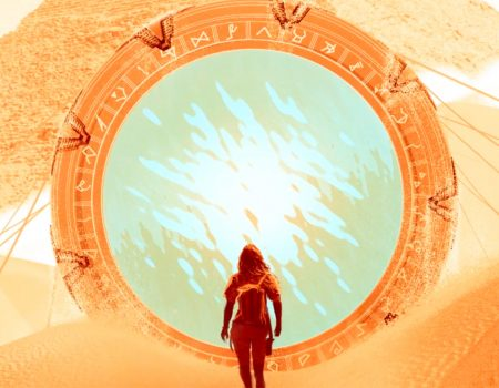 New To TV: Stargate Origins