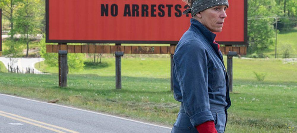 Oscars Countdown: Three Billboards Outside Ebbing, Missouri