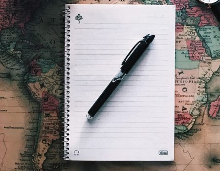 Writing Tips: Finding Inspiration Whilst Travelling