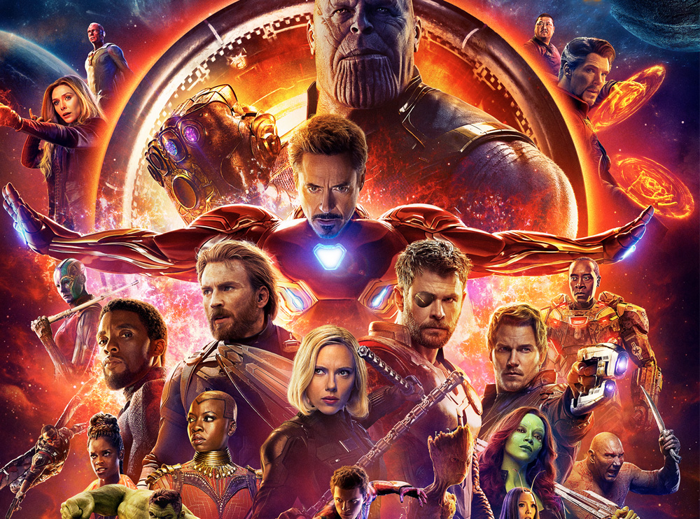 New Avengers Movie 2018: April Movie Releases