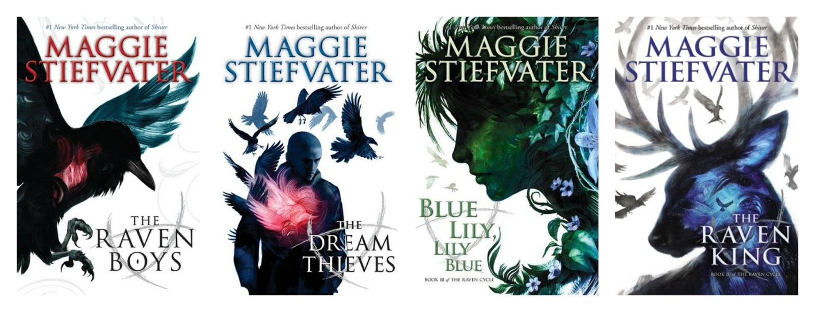 Book Playlist: The Raven Cycle Series by Maggie Stiefvater | The Nerd Daily