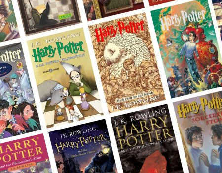 Harry Potter Covers From Around The World