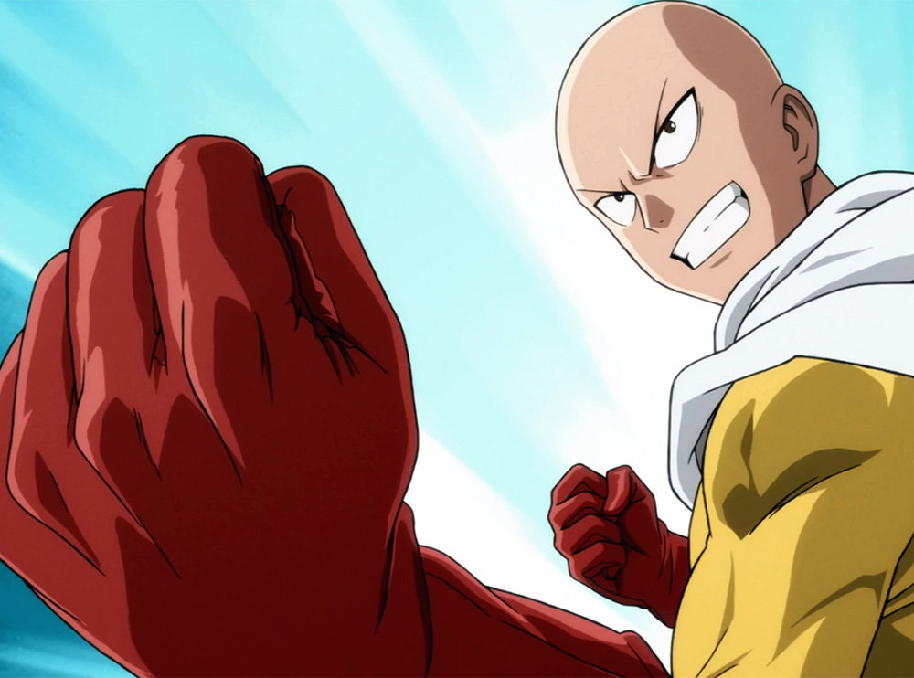 One Punch Man Season 2 Finally Has A Release Date The Nerd Daily