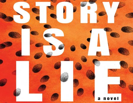 Review: This Story Is A Lie by Tom Pollock