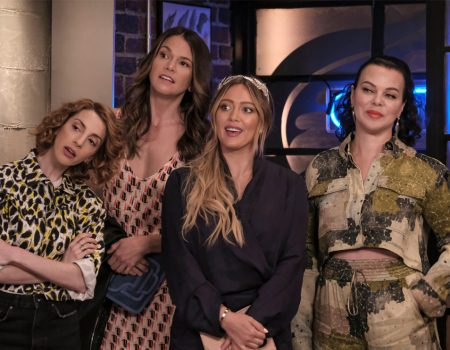 Younger Recap: 5.10 'Girls On The Side'