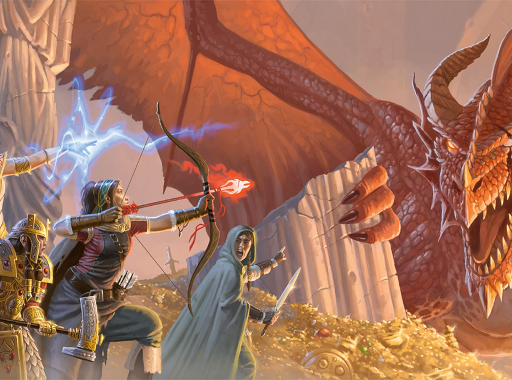 How To Start Your Own Tabletop RPG | The Nerd Daily