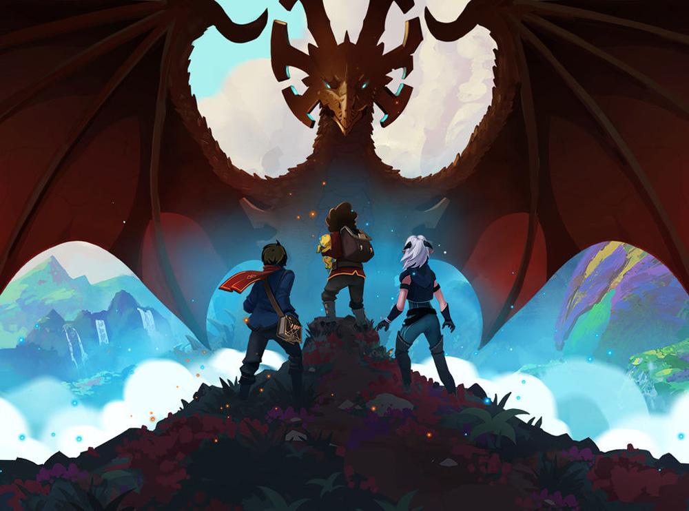Dragon Prince: New To Netflix: The Dragon Prince