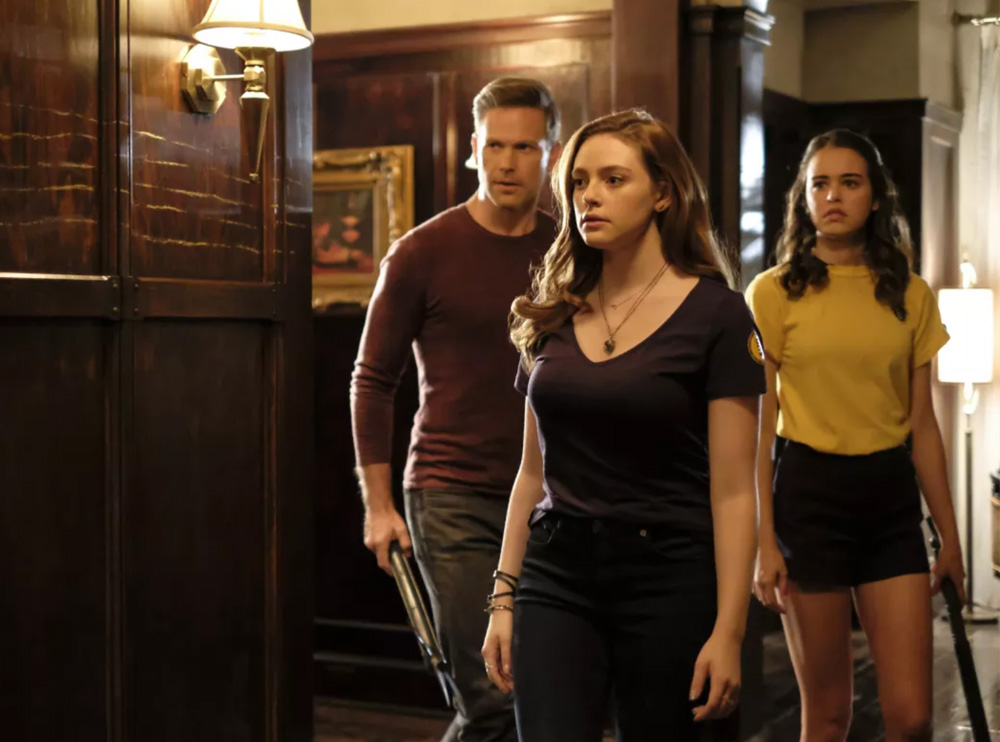 Legacies 2018 Usa Episode 1 watch online dailymotion