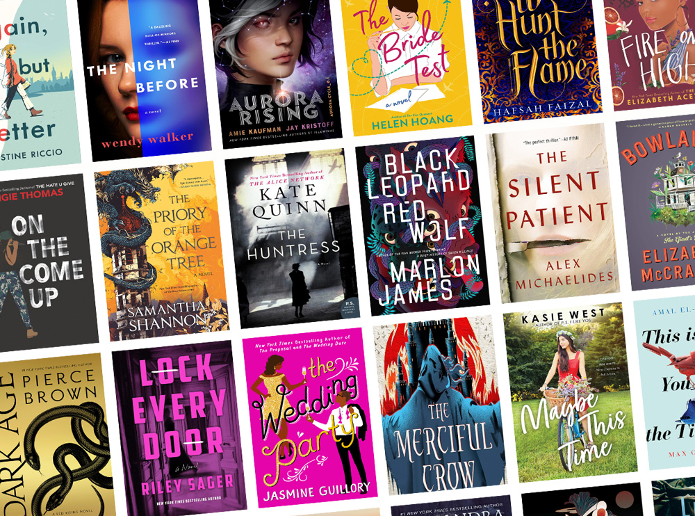 2019 Book Releases