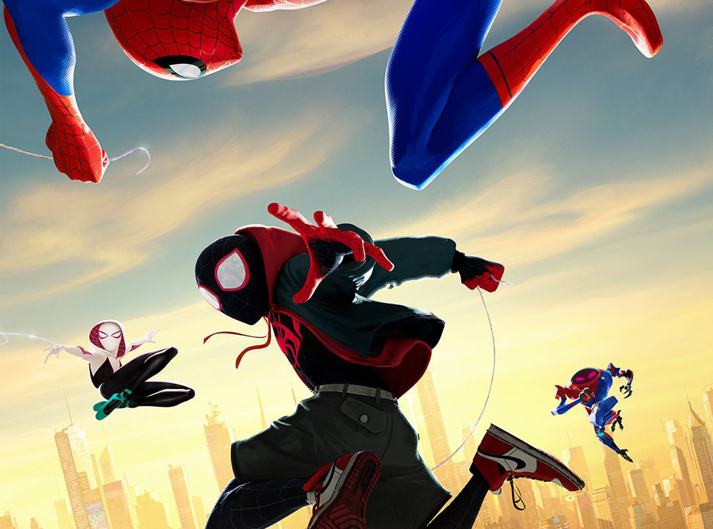 Review: Spider-Man Into The Spider-Verse