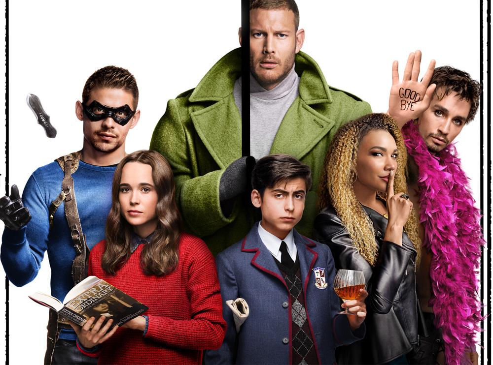 [TV] O que você assistiu / tem assistido ? - Página 8 Umbrella-Academy-Netflix-Series