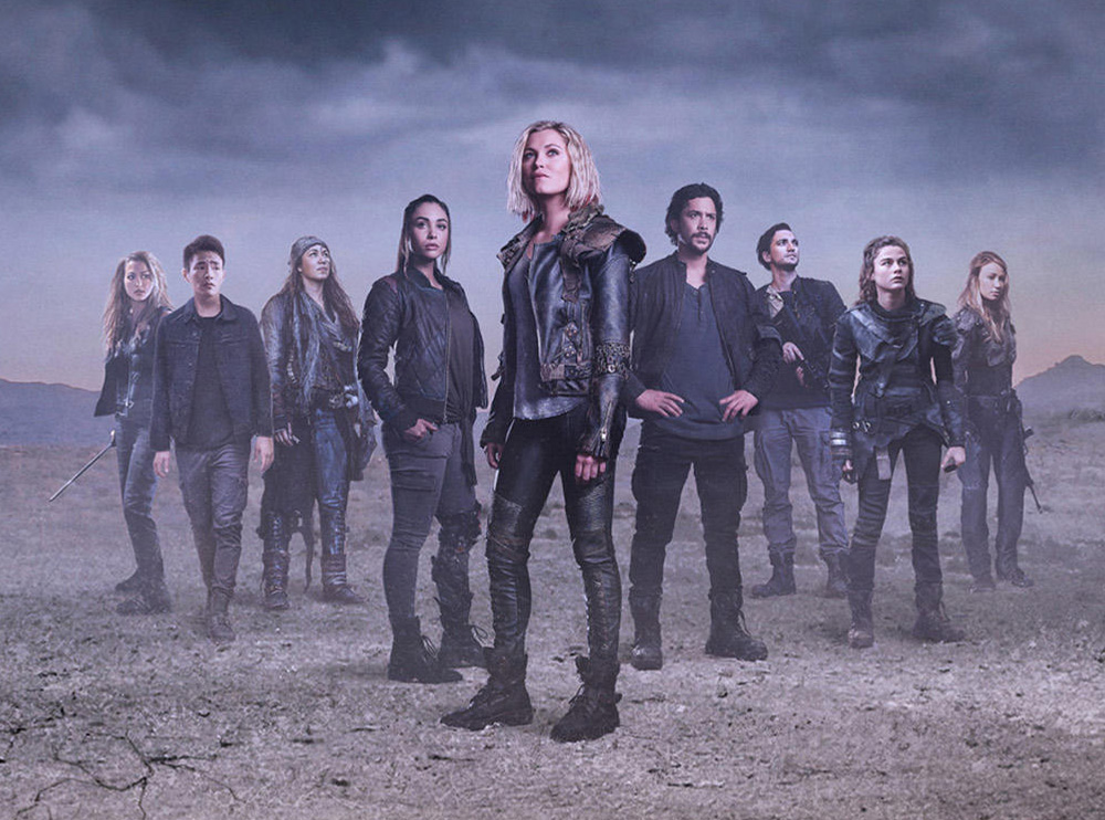 The 100 Season 5 Stream