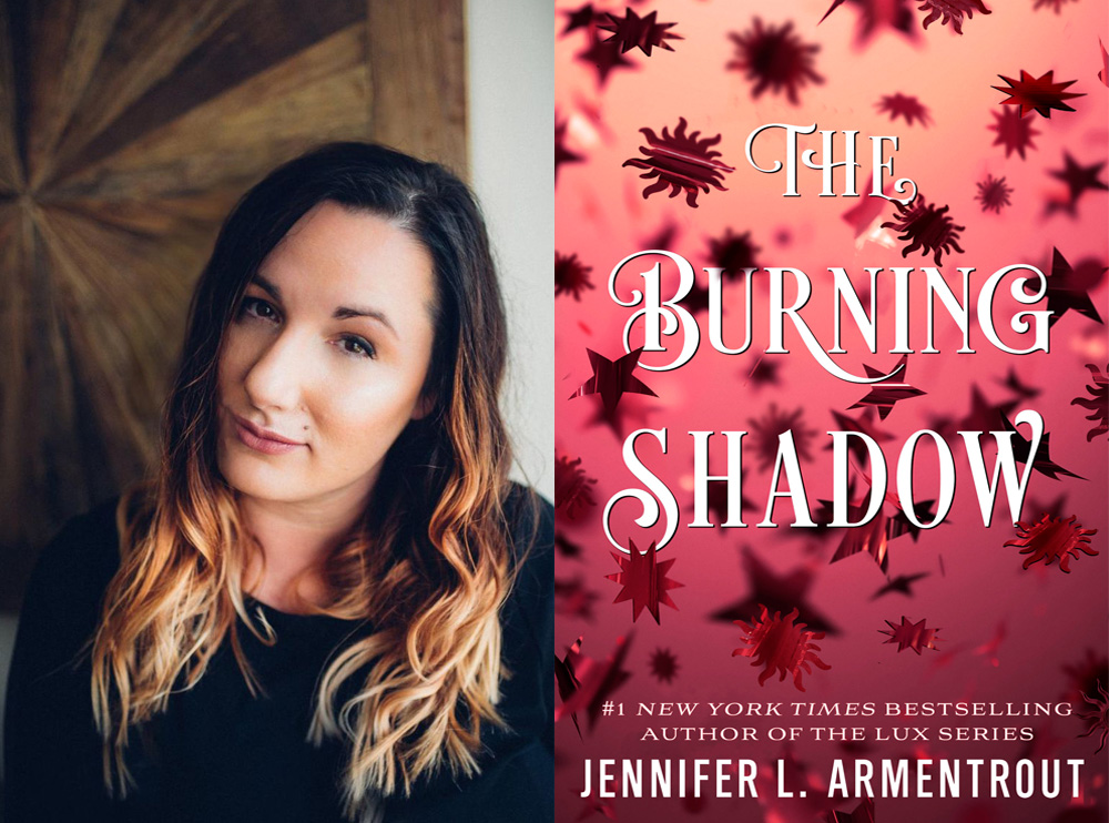 Q A Jennifer L Armentrout Author Of The Burning Shadow The Nerd Daily
