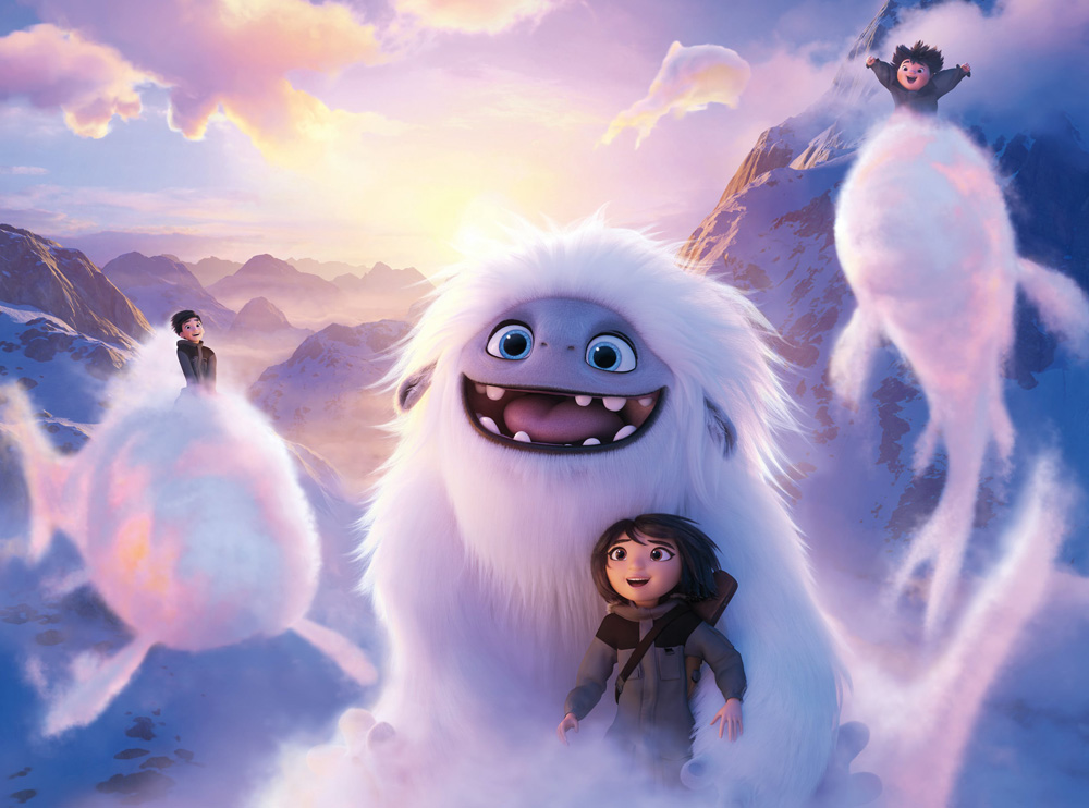 Movie Review Abominable The Nerd Daily