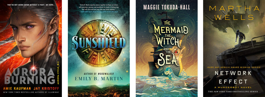 May 2020 Fantasy and Sci-Fi Book Releases