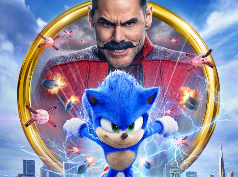 Movie Review Sonic The Hedgehog The Nerd Daily