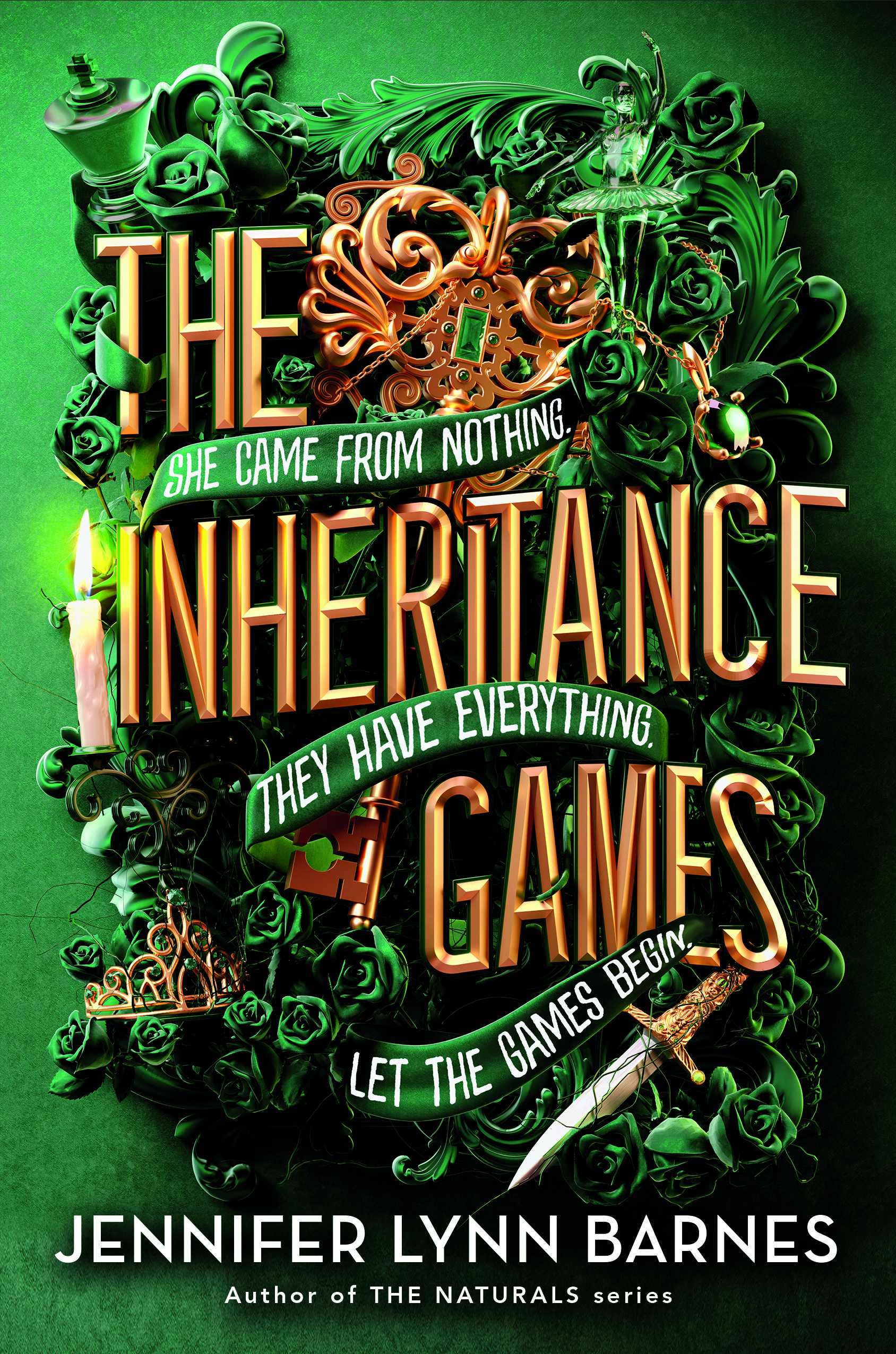 Review: The Inheritance Games by Jennifer Lynn Barnes | The Nerd Daily