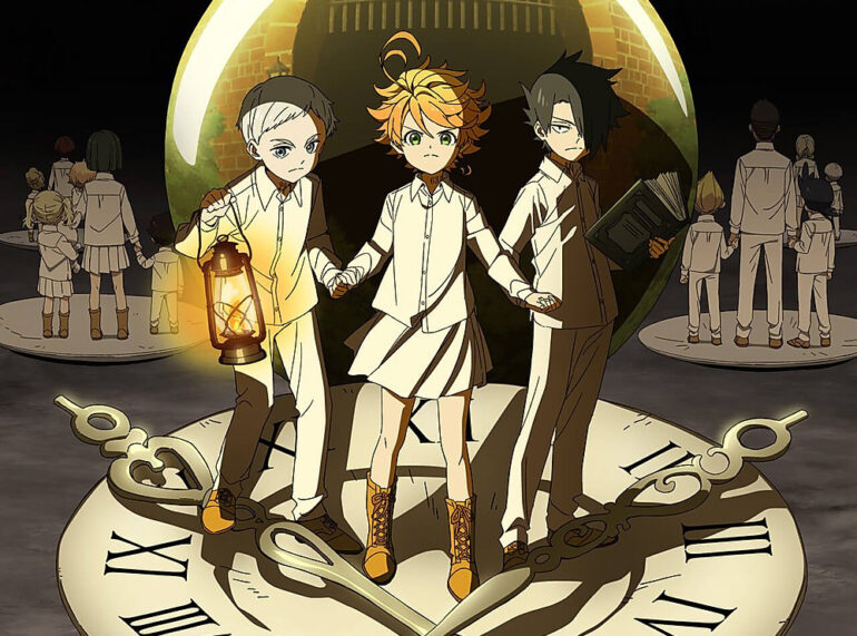 The Promised Neverland Season 1 Recap The Nerd Daily
