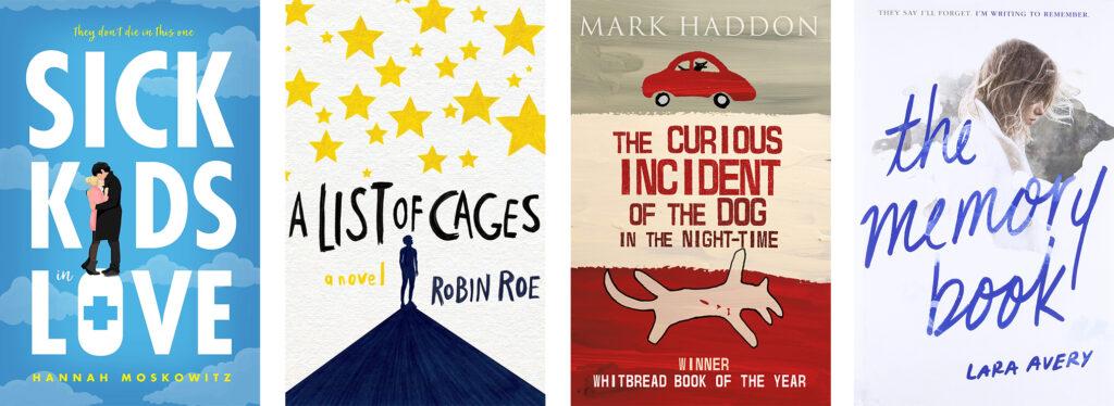 16 Disability Fiction Books