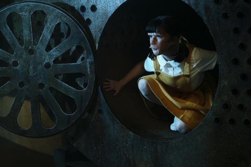 abigail shapiro dorothy spinner doom patrol actress
