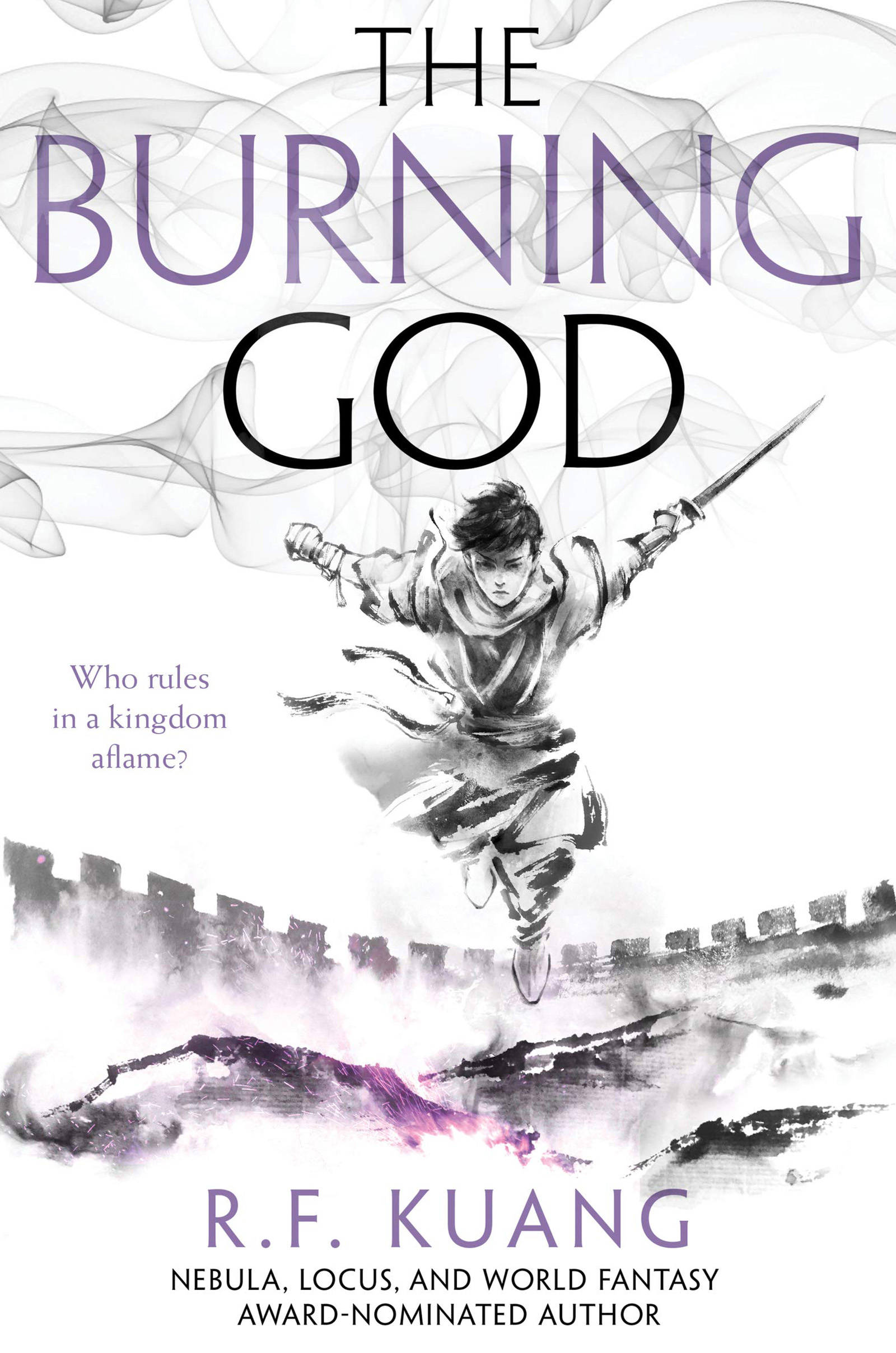 REVIEW: The Burning God by R.F. Kuang – magical reads