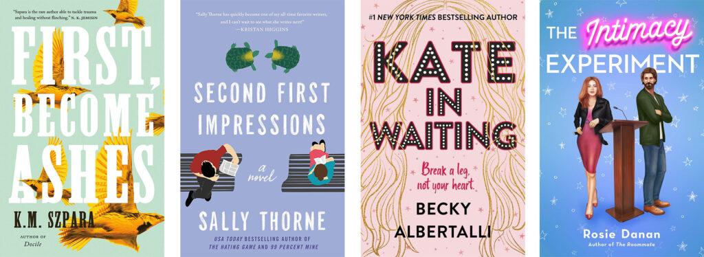 April 2021 Anticipated Book Releases
