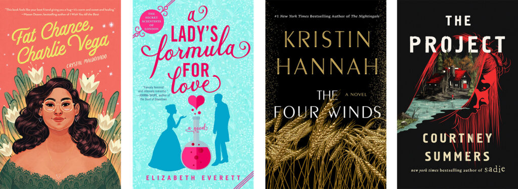 February 2021 Anticipated Book Releases