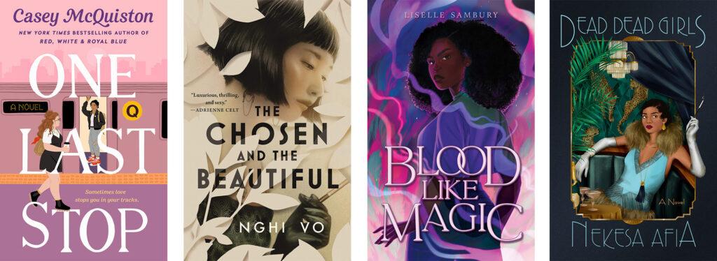June 2021 Anticipated Book Releases