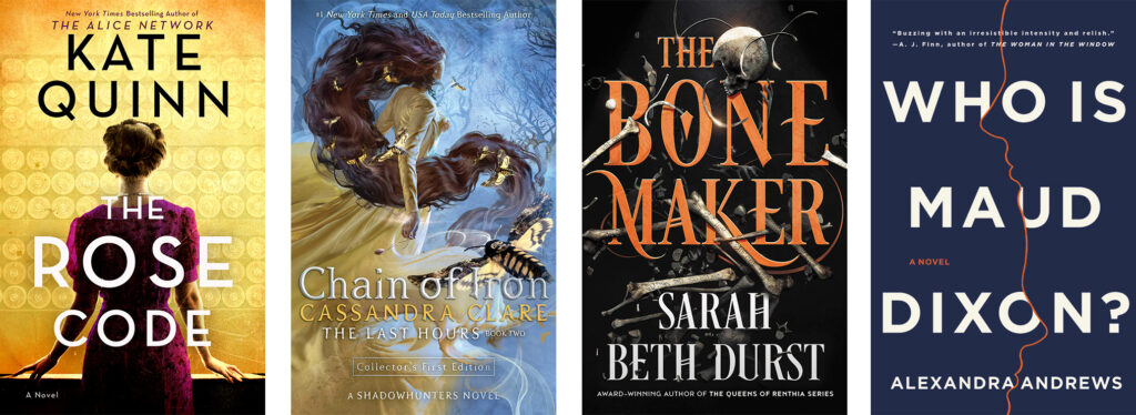 March 2021 Anticipated Book Releases
